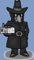 Spyware / Spion / Agent (klein)