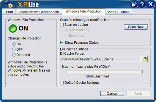 LitePC 2000-XPlite 1.9.0314 screenshot (resized)