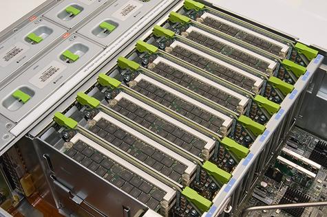 Sun Fire X4600 - Processor blades