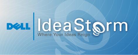 Dell Idea Storm