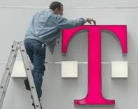 T für (Deutsche) Telekom