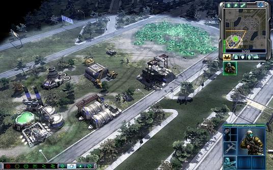 Command and Conquer 3:Войны тиберия и Ярость Кейна