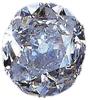 Koh-I-Noor- of 'Berg van licht'-diamant
