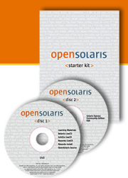 OpenSolaris cd's