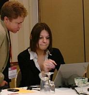 Joanna Rutkowska op de BlackHat-conferentie
