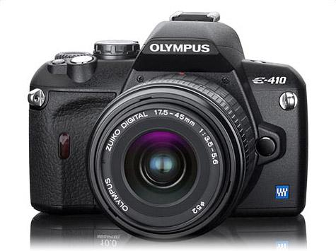 Olympus E-410 d-slr
