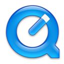 Apple QuickTime logo (128px)