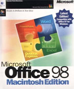 Mac office 98