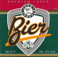 Euroshopper bier