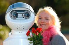 Harmonieus samenzijn van mens en robot
