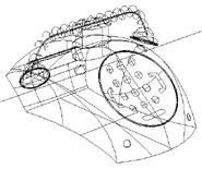 Wipje van 3dm3.com: vectortekening van een telefoon