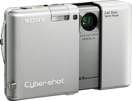Sony Cybershot DSC-G1
