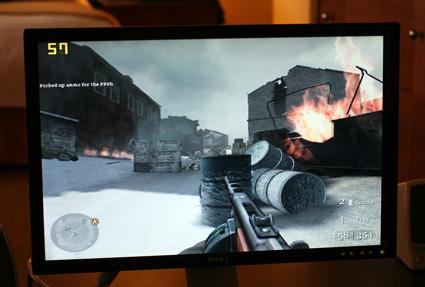 Intel G965 Call of Duty 2-screenshot
