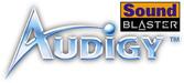 Creative Sound Blaster Audigy logo (75 pix)