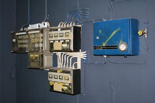 Sony Spac3 - stroomvoorziening