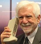 'Opa' Martin Cooper, mobiele-telefoonuitvinder
