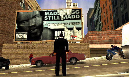 GTA in-game-advertising