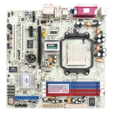 Sapphire microATX-moederbord met hdmi-aansluiting