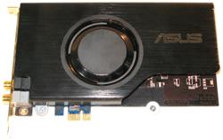 CeBit 2007: Asus Xonar D2X