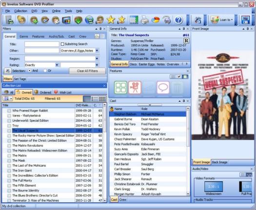 DVD Profiler 3.0.1 build 1104 screenshot (resized)