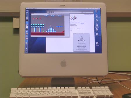 JPC op iMac