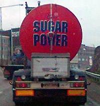sugar power