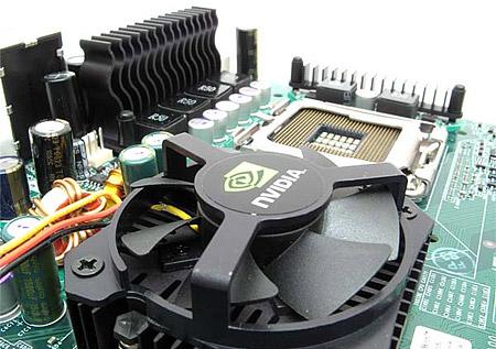 nVidia nForce 680i LT SLI-chipset