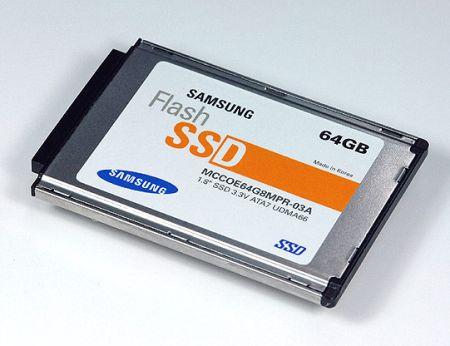 Samsung SSD 64GB