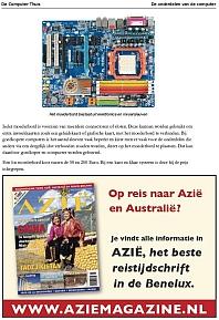 Onlibri.nl-boekpagina met reclame