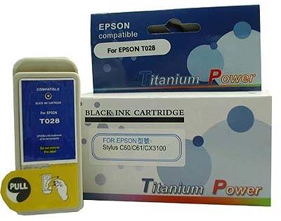 Epson namaakcartridge