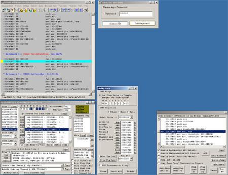 Secustick screenshot debugger (small)