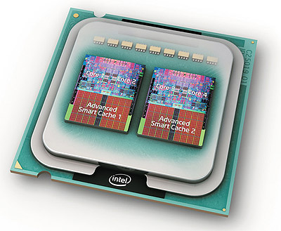 Core 2 Extreme processor