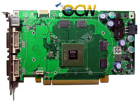 nVidia 8600 GTS zonder heatsink