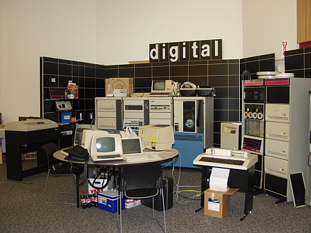 Retro computer verzameling