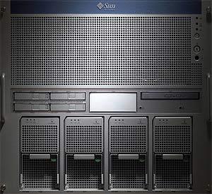 Sun Sparc Enterprise Server