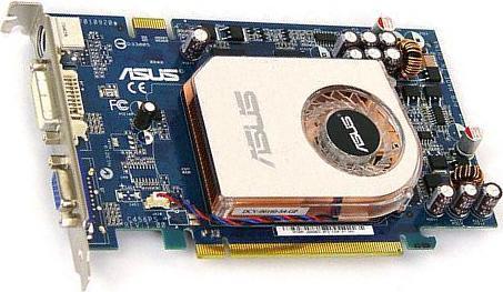 nVidia GeForce 8300
