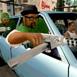 'Ontketende' homies in Grand Theft Auto: San Andreas