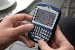 Blackberry emailservice plat