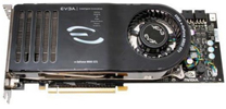 EVGA GeForce 8800 GTX (klein)
