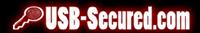 USB-Secured.com logo