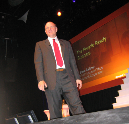 Ballmer Keynote PeopleBusinessReady 1