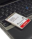 Dell-laptop met ssd-schijf