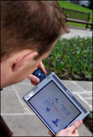 BT Balance bewegingsgevoelige tablet