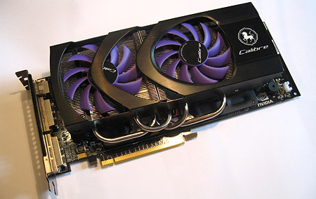 Sparkle Calibre GeForce 8800 GTX