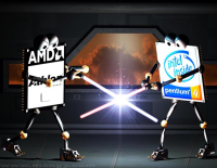 AMD versus Intel
