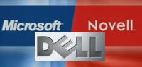 Microsoft Novell Dell