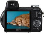 Lcd-display van Sony DSC-H5