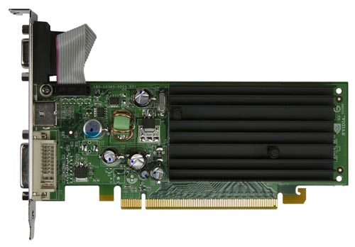 nVidia GeForce 7200 GS