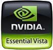 nVidia 'Essential Vista'-logo