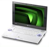 Toshiba Dynabook Qosmio G40 met GeForce 8600M